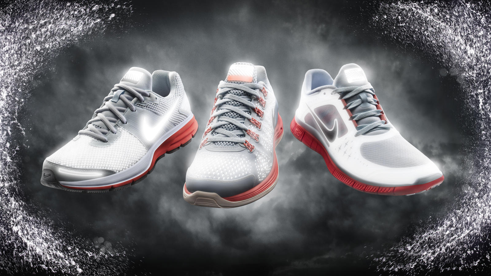 Nike Shield Footwear Collection Takes