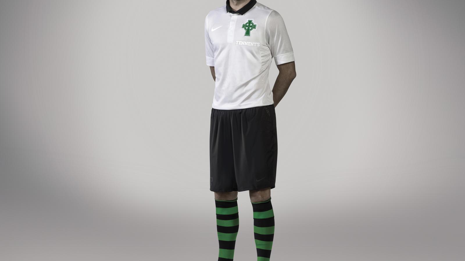 big sale 069bd 5092c Celtic Football Club Launch 125th anniversary kit - Nike News