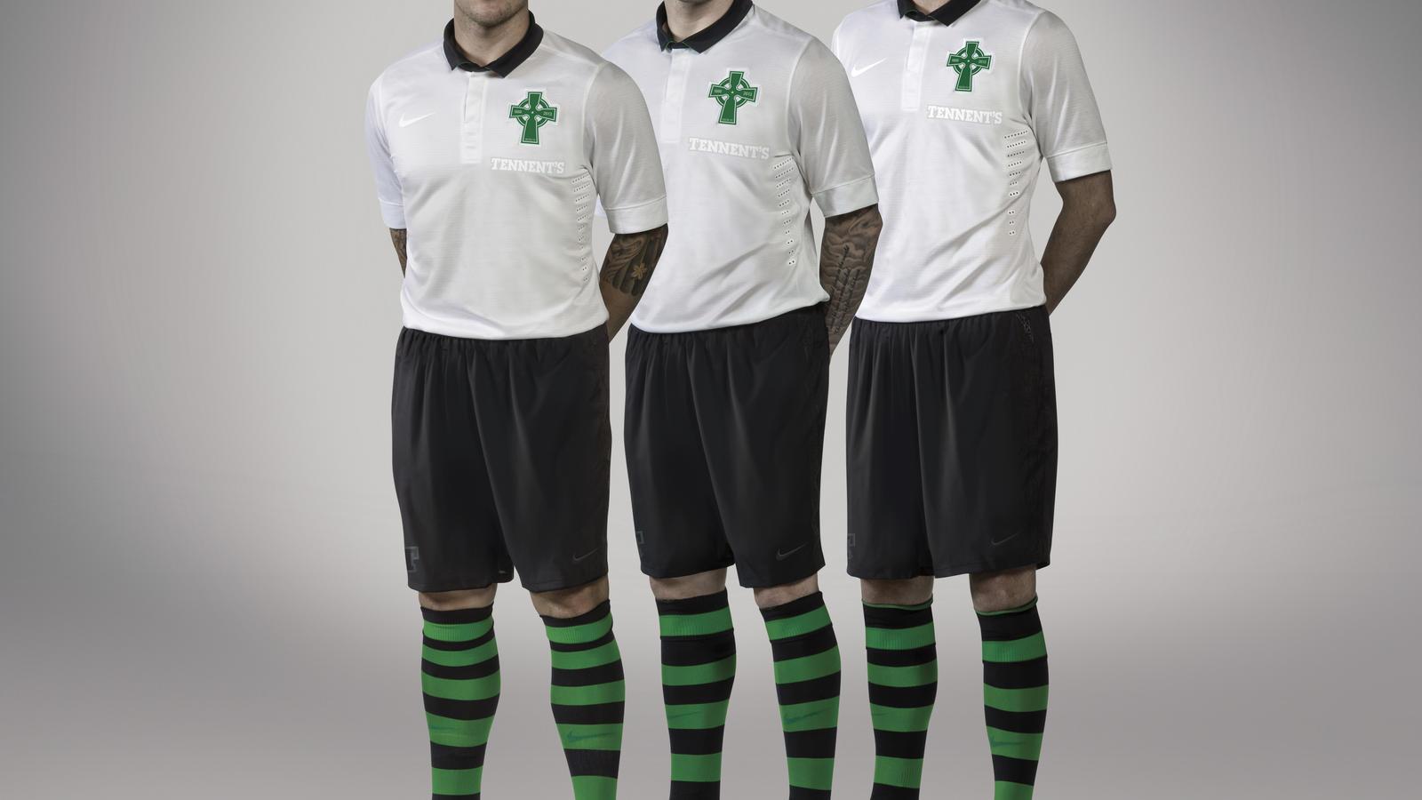 big sale a4763 c9989 Celtic Football Club Launch 125th anniversary kit - Nike News