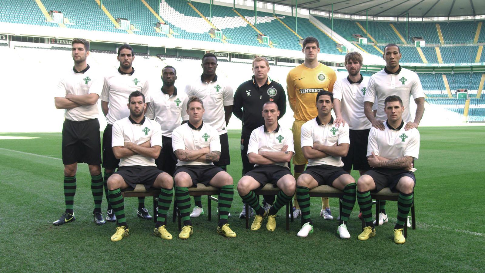 big sale b911f 34e96 Celtic Football Club Launch 125th anniversary kit - Nike News