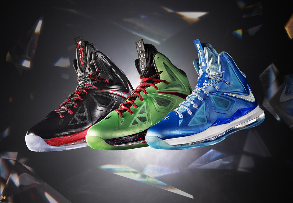 Introducing the LEBRON X