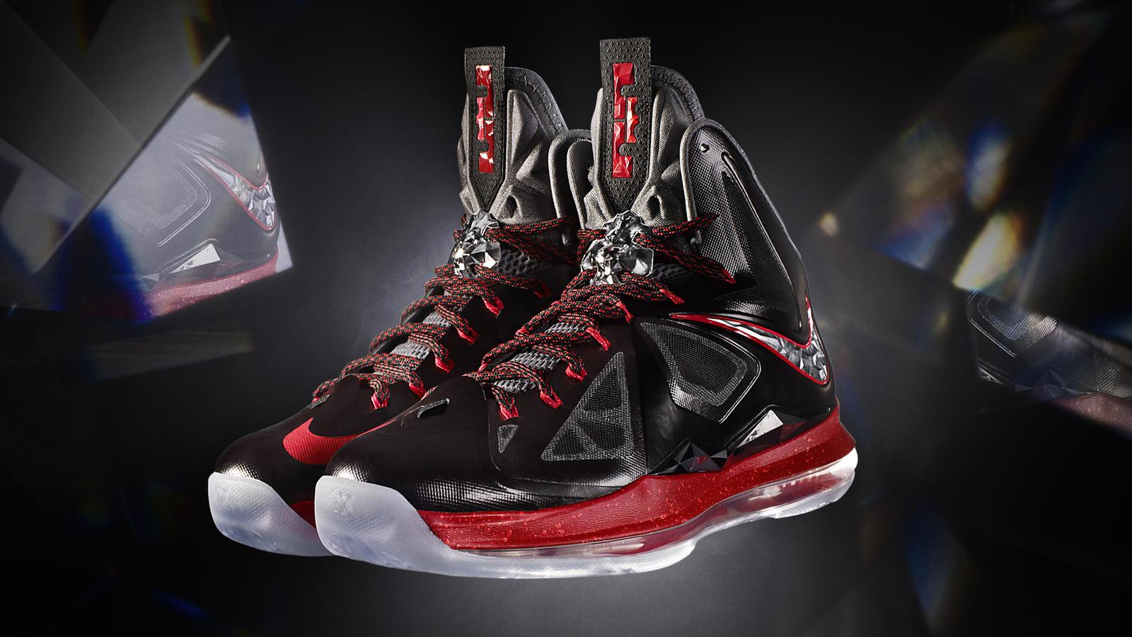 Introducing the LEBRON X - Nike News
