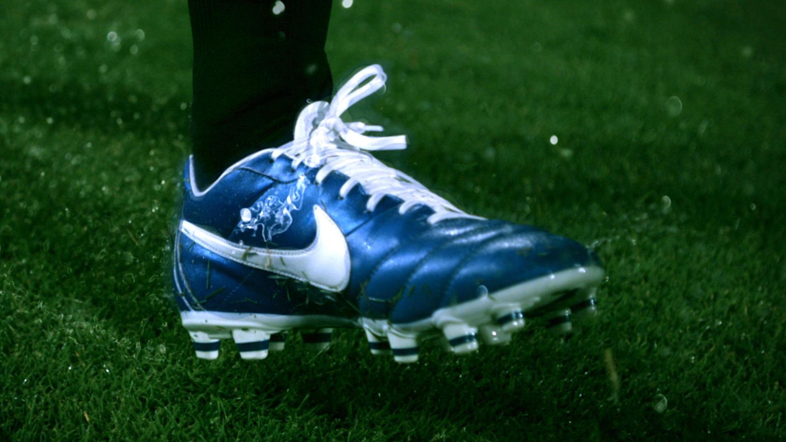 Technology across football boots - Nike