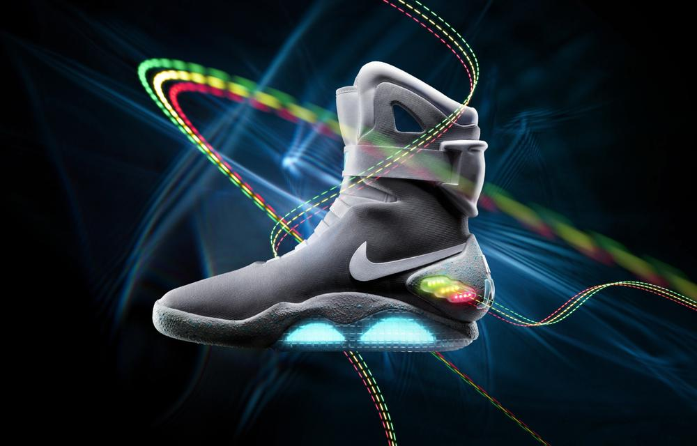 The 2011 NIKE MAG - It's About Time