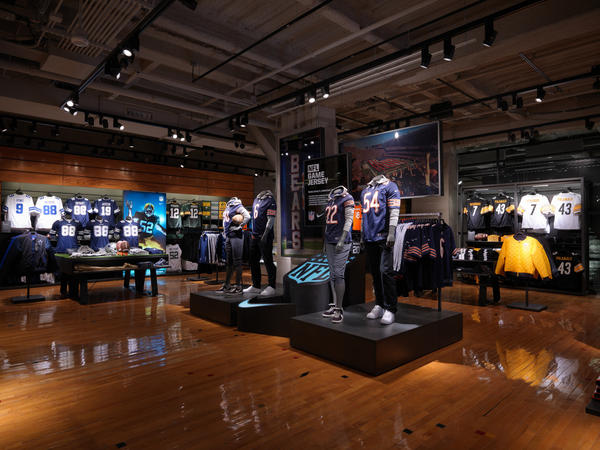 Nike Reopens its Flagship Brand Presence in Chicago on Sept. 27