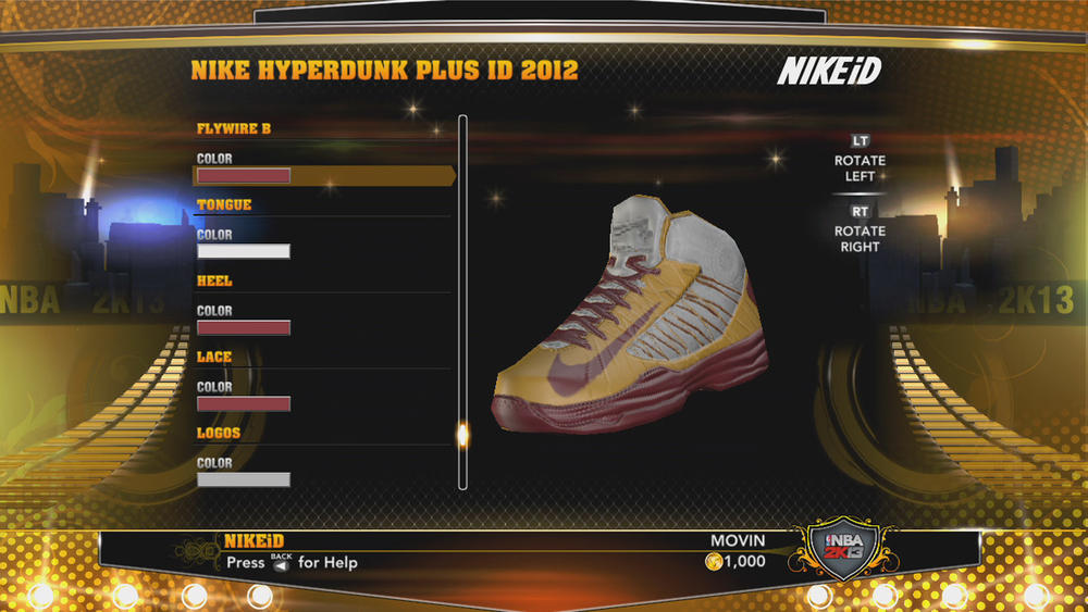Nike Basketball comes alive in NBA 2K13
