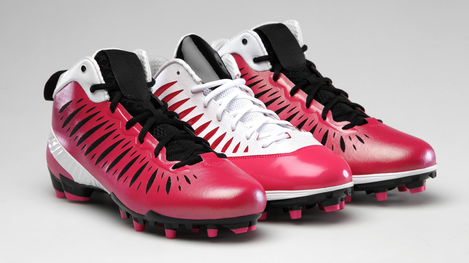56be25742fb Team Jordan To Support Breast Cancer Awareness With Pink Cleats This ...