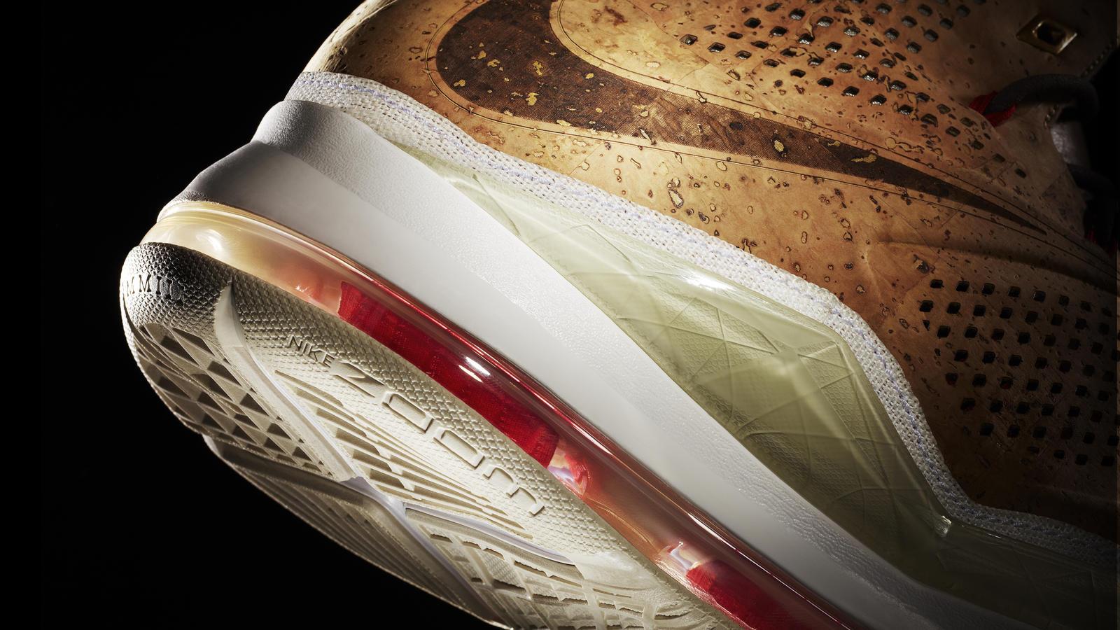 Inside Access: LEBRON X Cork 2013 Release Nike News