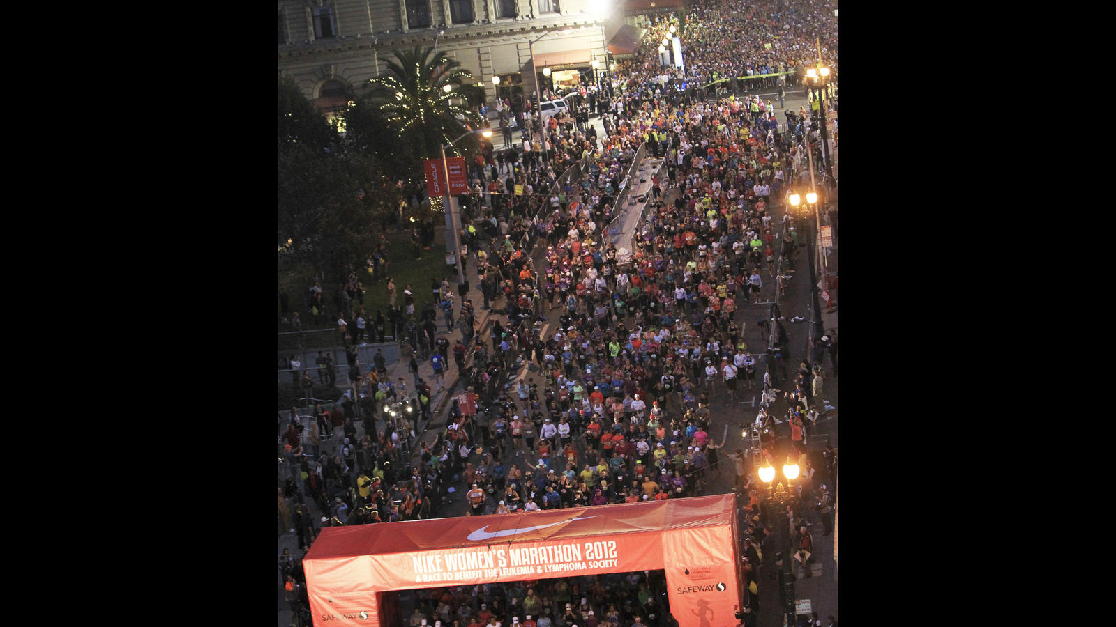 Nike Women's Marathon 2012