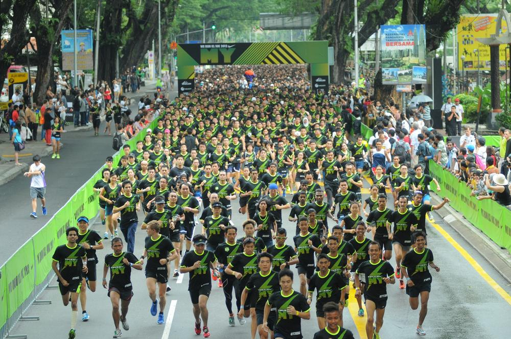 Thousands of runners join the global We Run movement in We Run Kuala Lumpur  10K 690f0015c