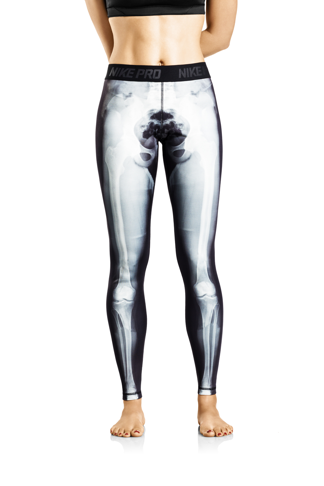 LO · HI. Nike's Exclusive Print Tight Shows What Women ...