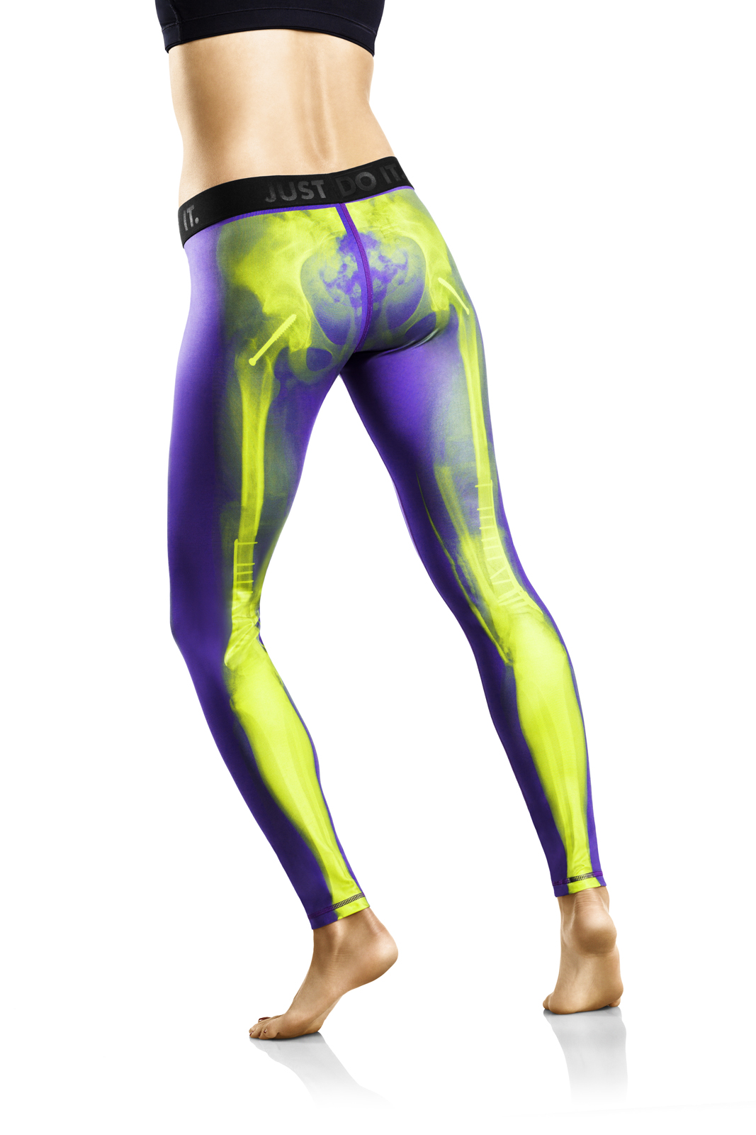 Nike's Exclusive Print Tight Shows What Women Are Made Of ...