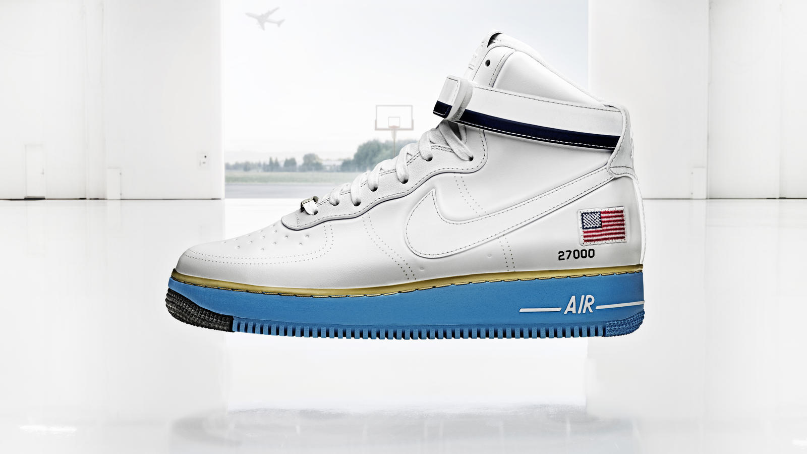 Introducing the Air Force 1 Presidential edition - Nike News