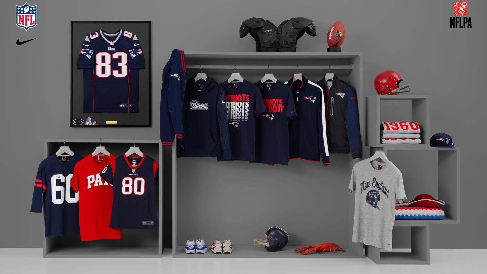 latest Nike Football gear from around