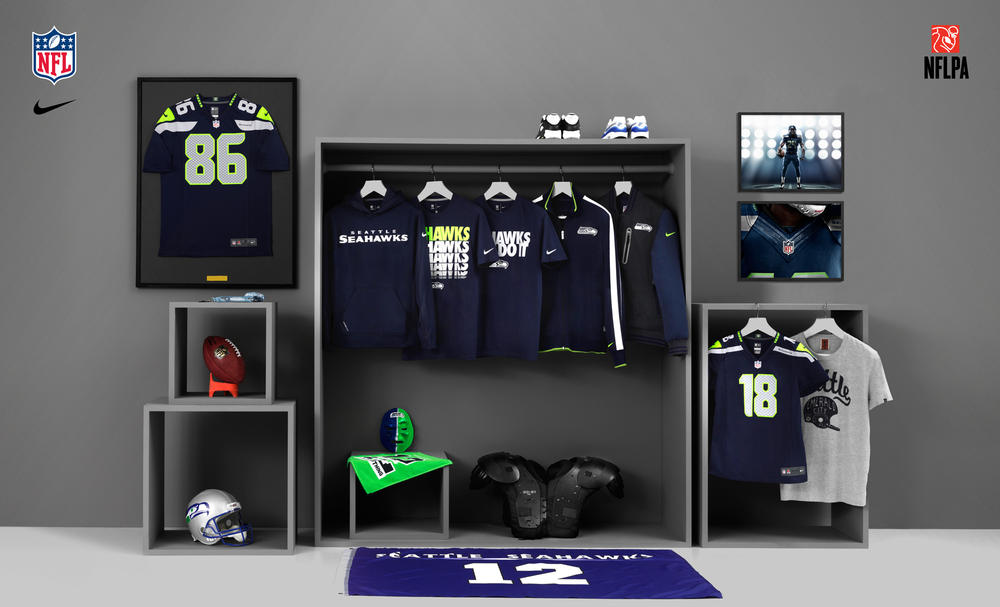 Authentic football style: latest Nike Football gear from around the league