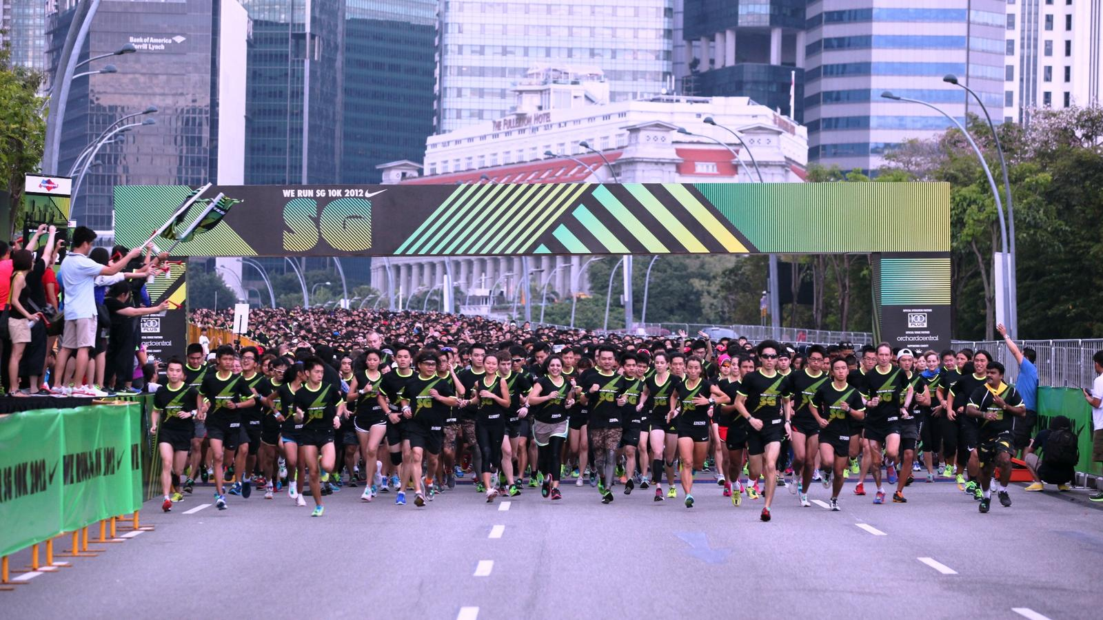Nike_We_Run_SG_flags_off_against_the_Singapore_Business_District