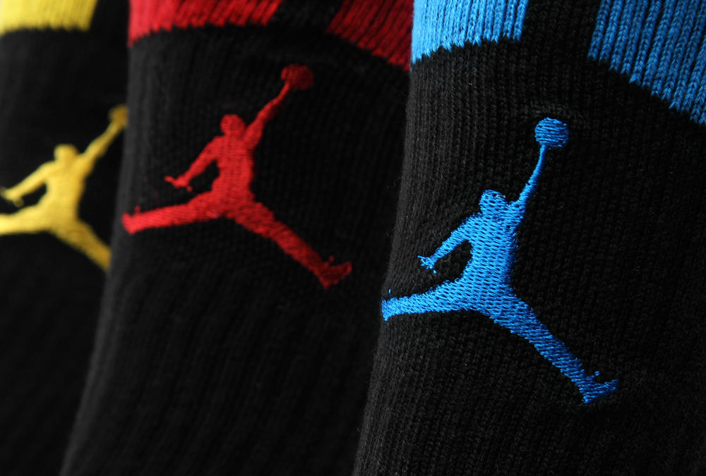 New Air Jordan Dri-FIT Crew Sock styles
