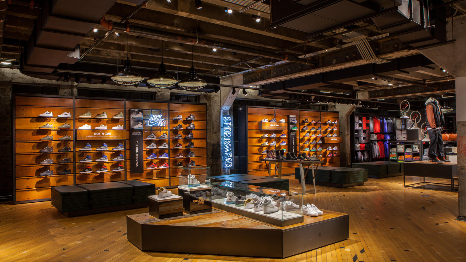16226aa523b2 Nike Georgetown opens in Washington, DC - Nike News