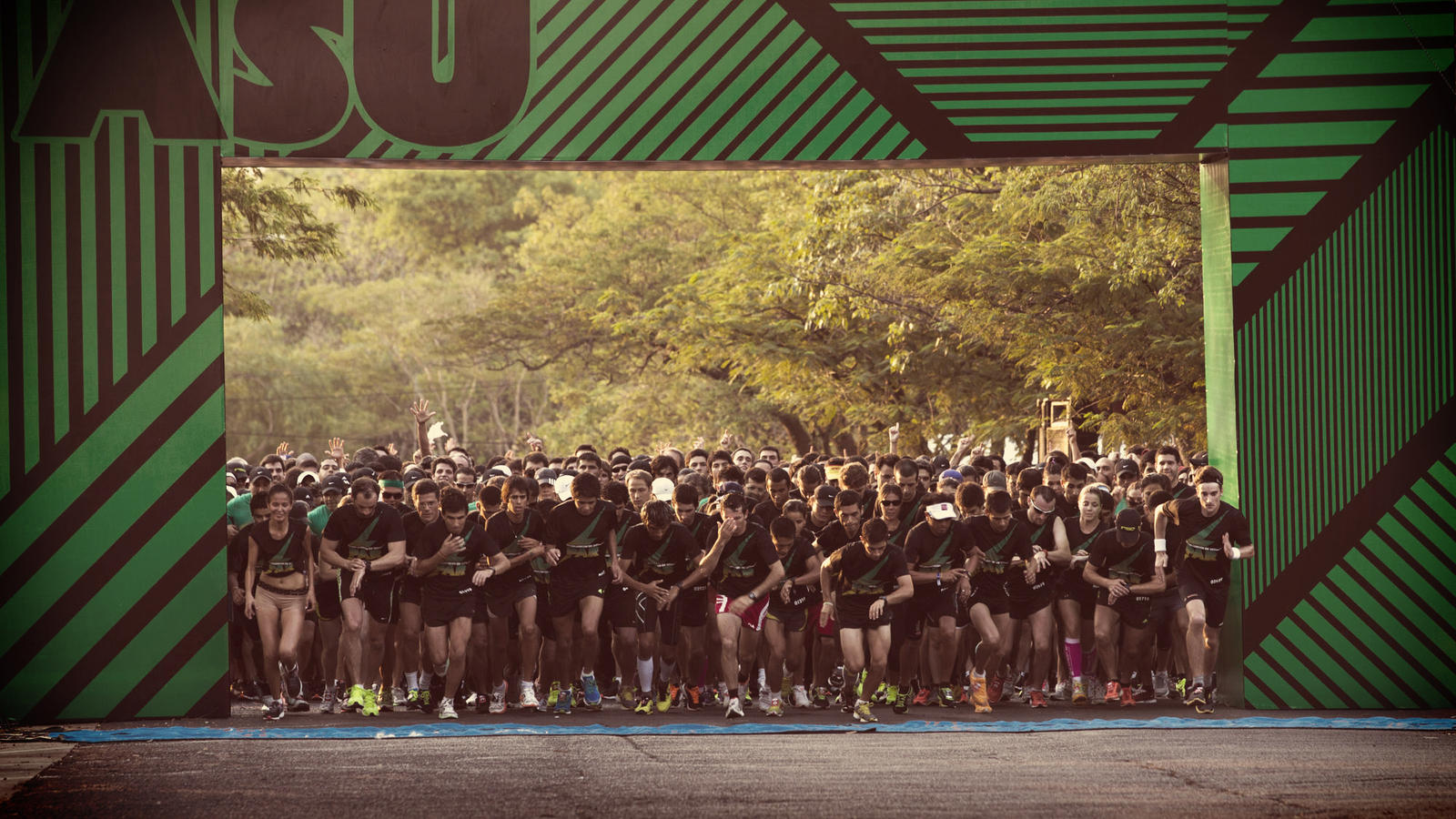 litro Afirmar Finalmente  Paraguay joins the great running movement in Asuncion's Nike We Run race -  Nike News