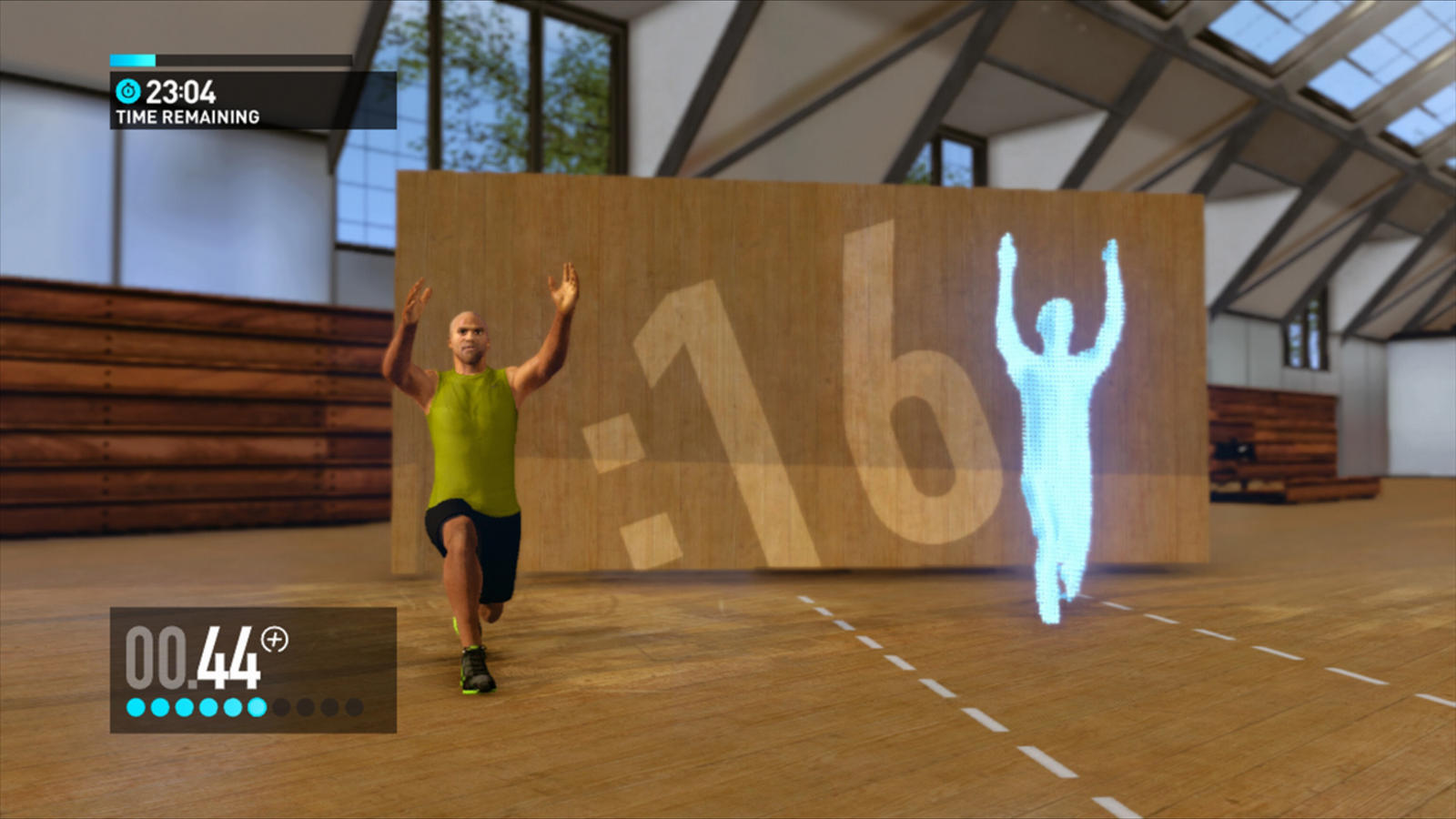literalmente Acumulativo Recomendación  Get Athlete Fit with Nike+ Kinect Training - Nike News