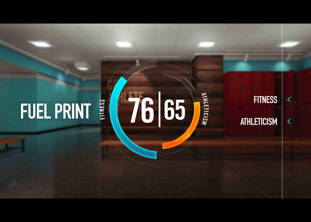 Get Athlete Fit with Nike+ Kinect Training