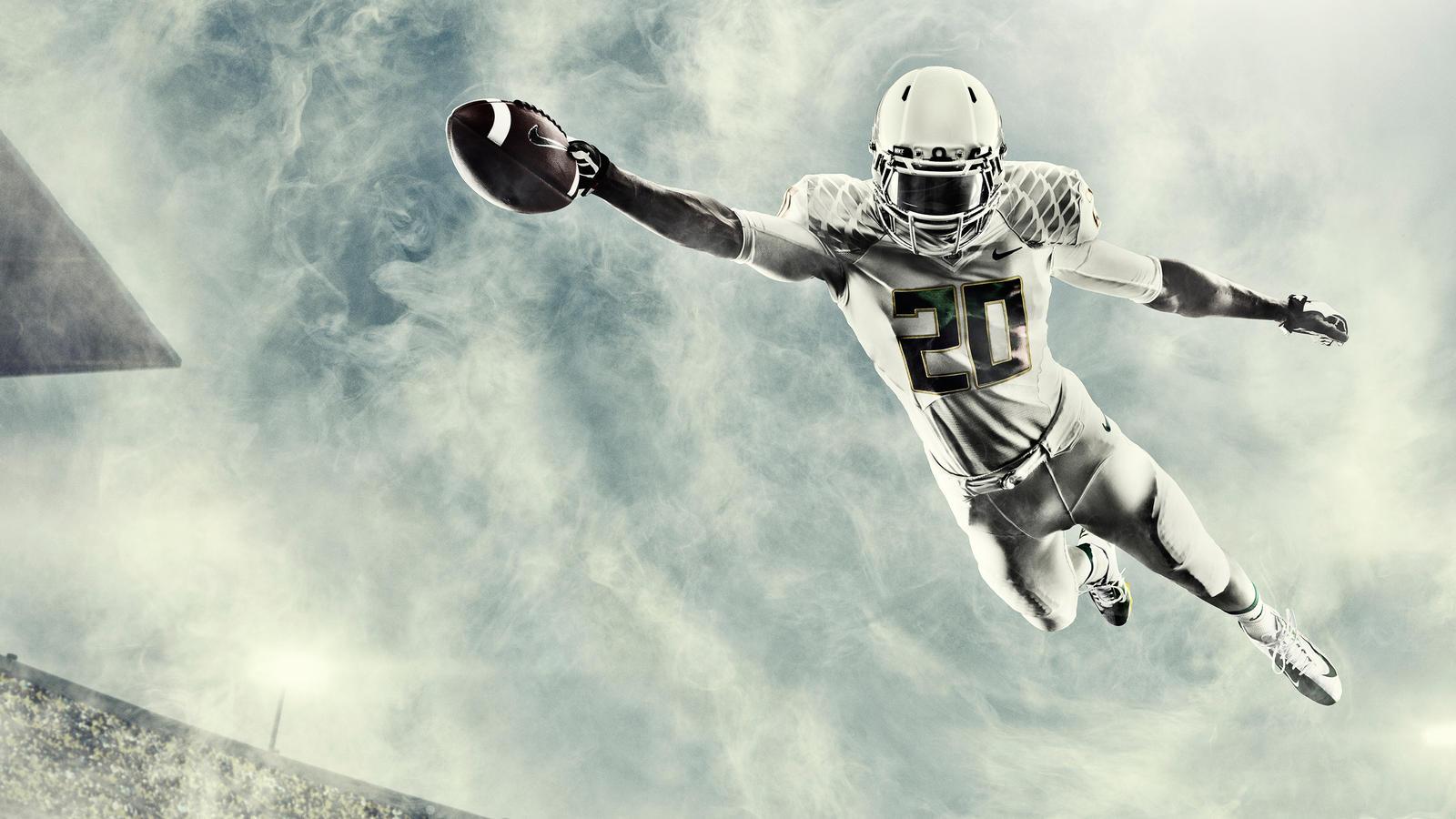 Nike Unveils Oregon Ducks White Vapor Colorway