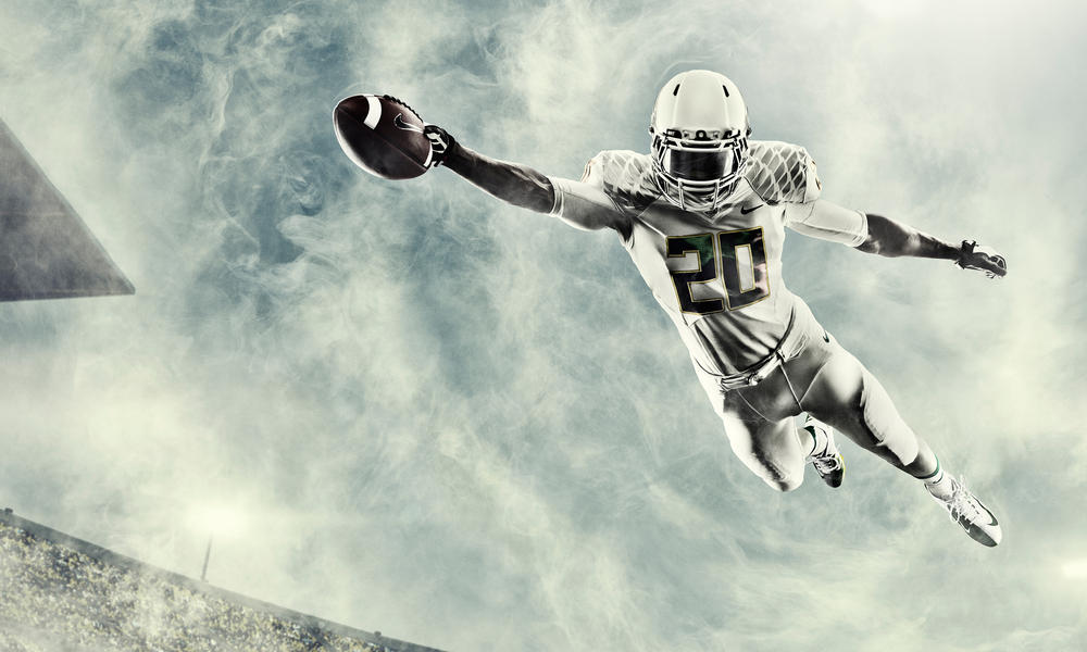 Nike Unveils Oregon Ducks' White Vapor Colorway