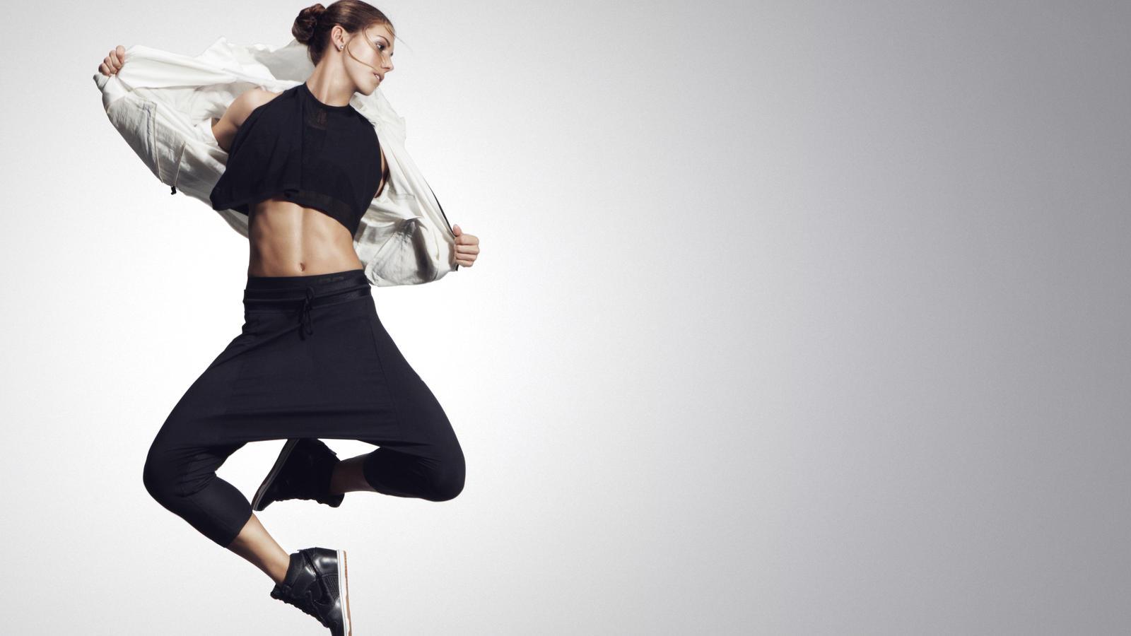 Alex Morgan in Nike Women's Spring/Summer 2013 Look Book