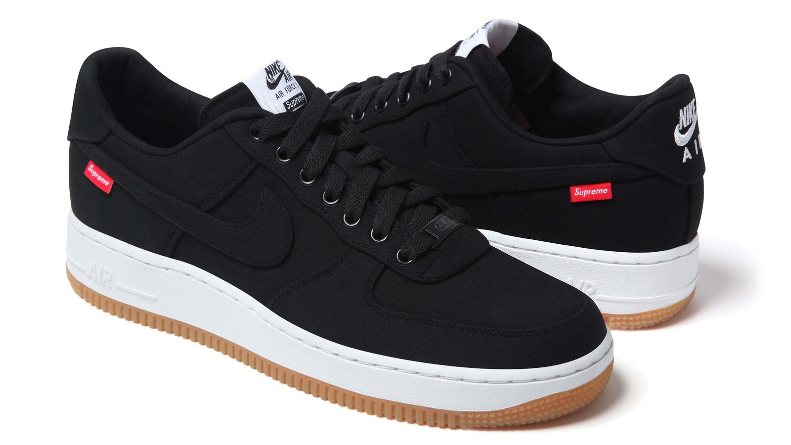 Supreme Nike Air Force 1 Release Date |