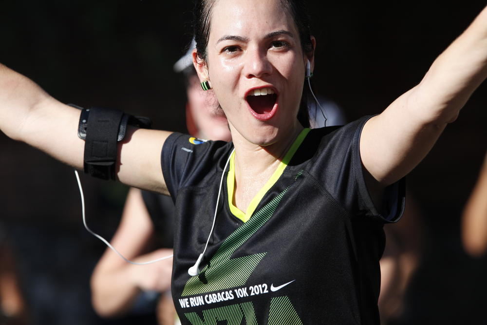 Nike We Run Caracas 10K brings together 12,000 runners