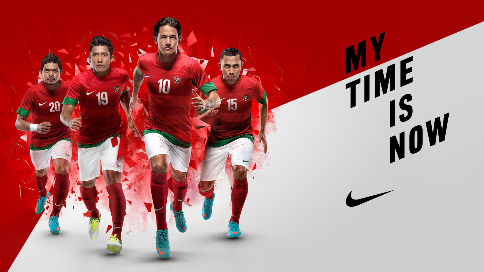 Indonesia National Team to debut new Nike team kit at ...