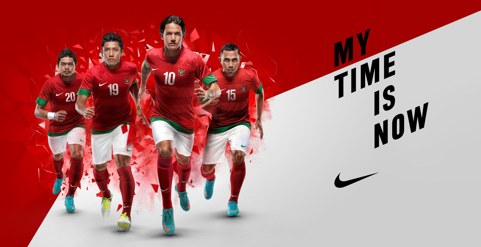 Indonesia National Team To Debut New Nike Team Kit At