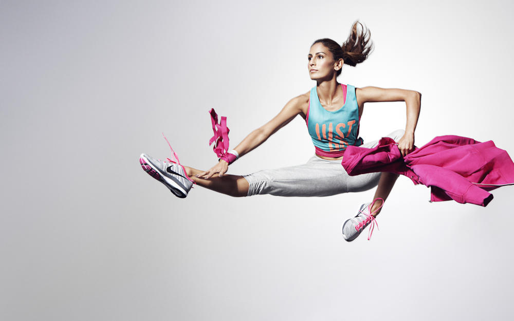 Nike Women's Spring/Summer 2013 Look Book