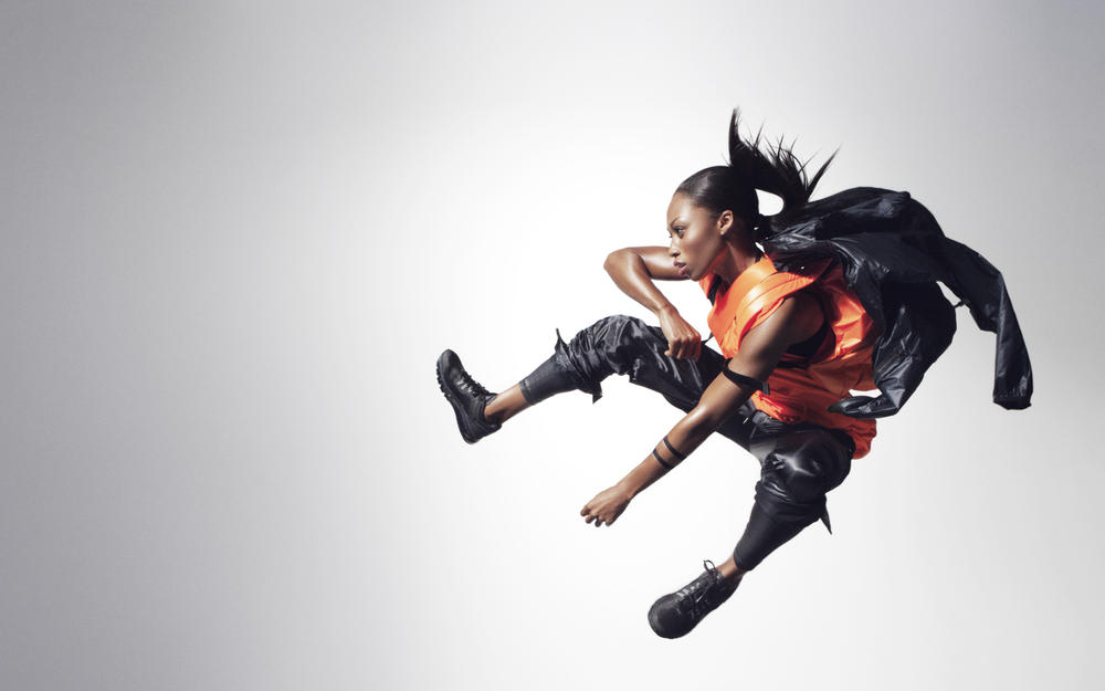 Supernatural: A glimpse of Nike Women's Spring/Summer '13