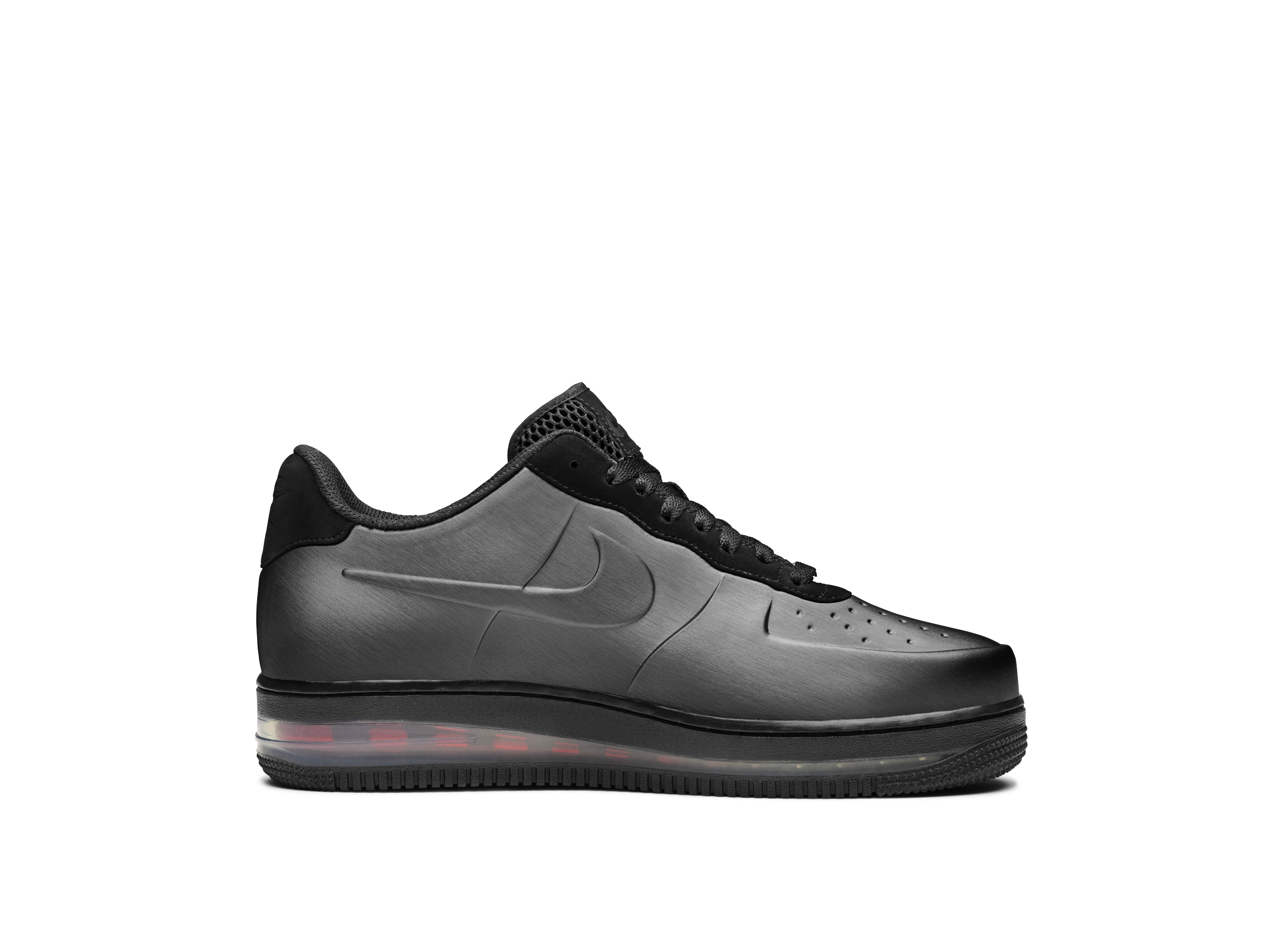 best website fb9db 6a5bf ... Black colorway 12- Nike Sportswear unveils special-edition Air Force 1.