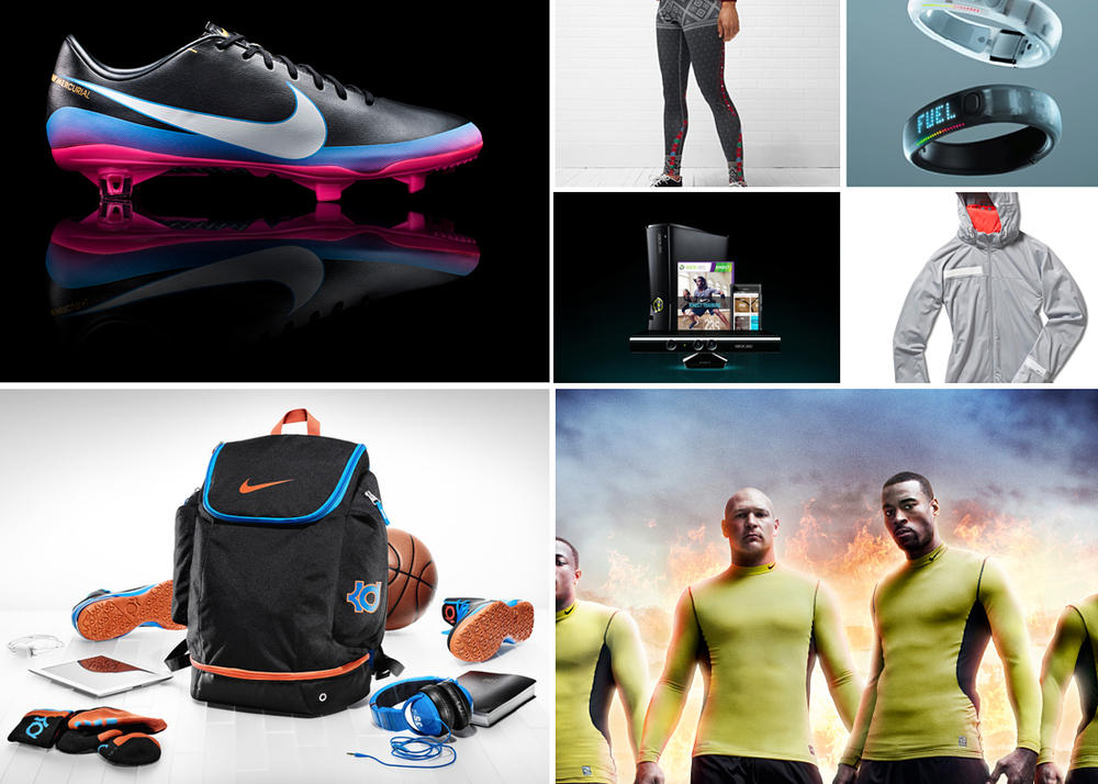 Nike 2012 Holiday Snapshot