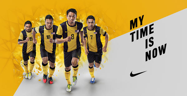 malaysia defends championship title in nike 39 s most environmentally friendly uniform nike news. Black Bedroom Furniture Sets. Home Design Ideas
