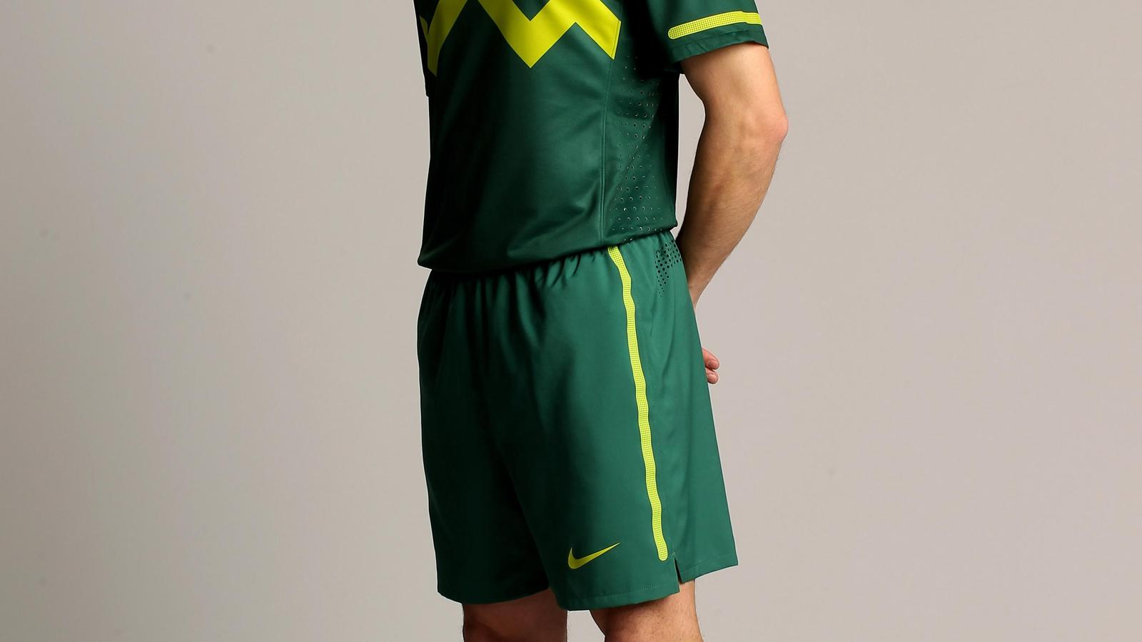 86aa4dff6e1 Environmentally Friendly 2010 World Cup Kits Launched