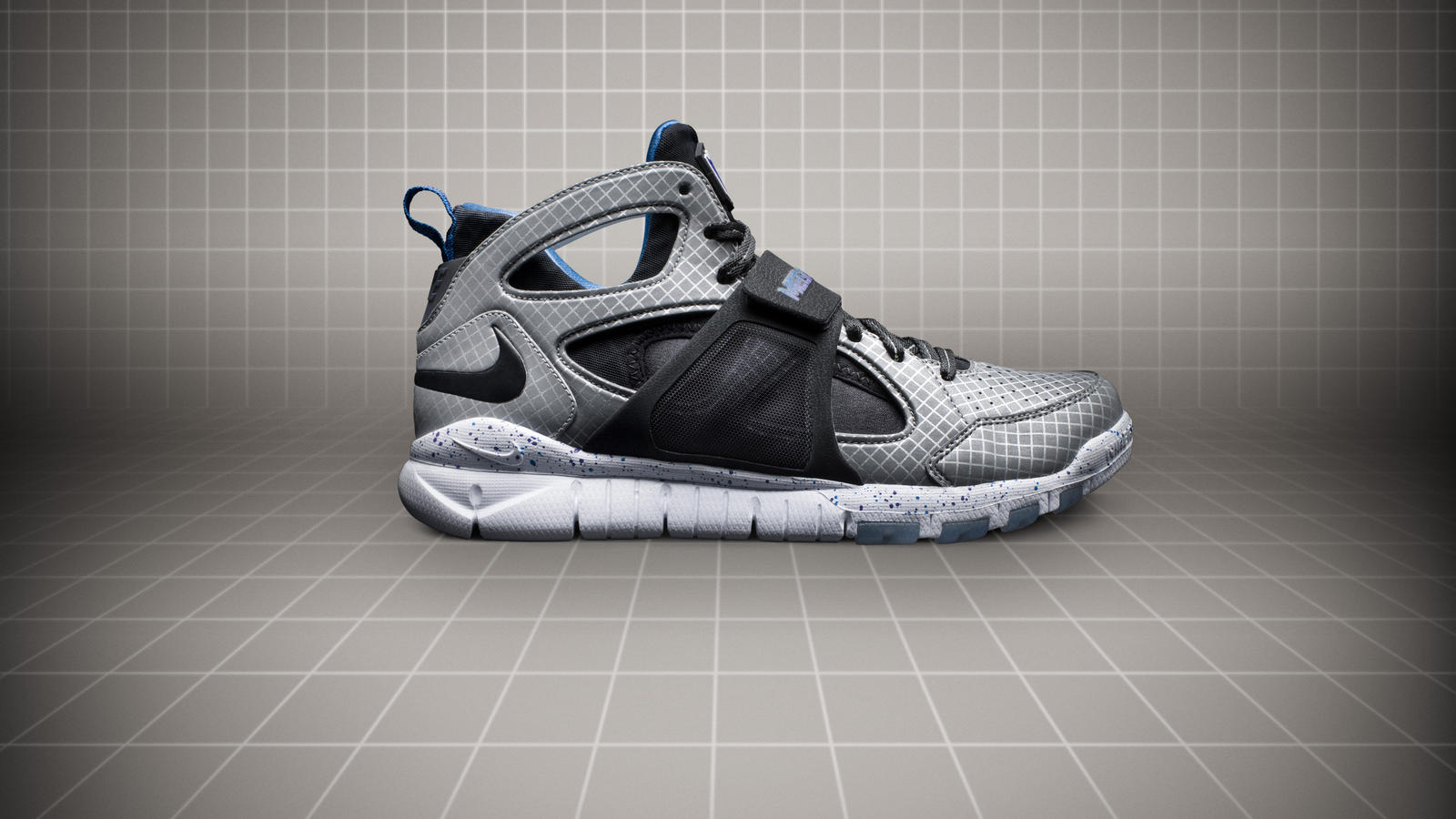 CJ81 Nike Huarache Free Shield