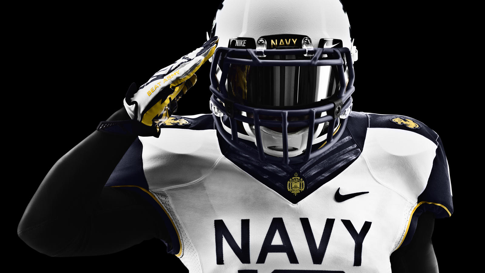 Army and Navy to take the field with new uniform designs ...