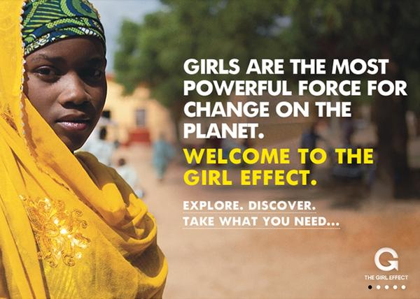 Nike Foundation launches new girleffect.org