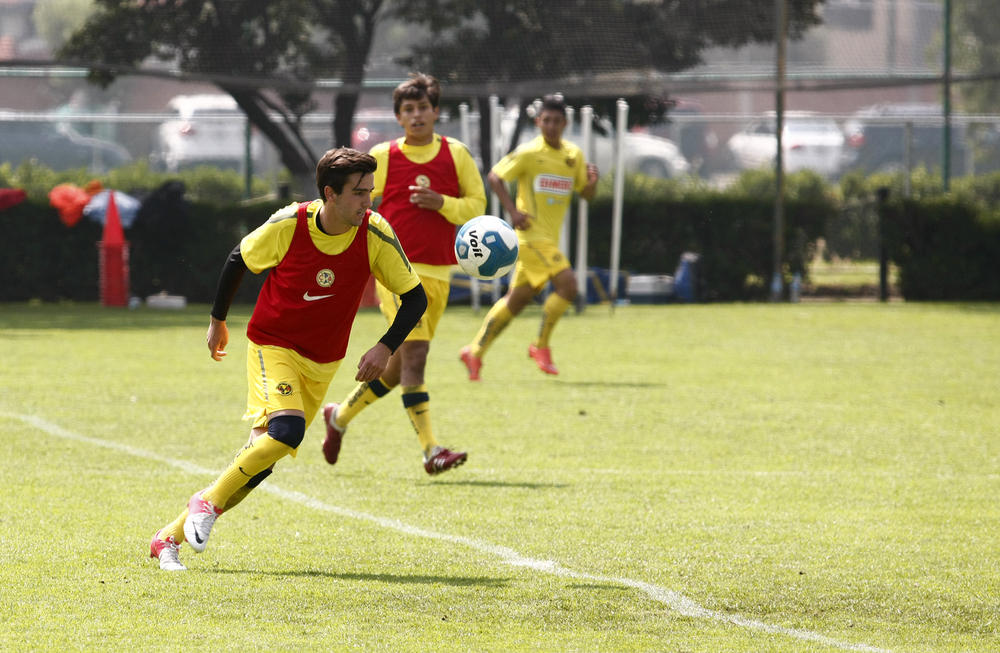 Nike's The Chance vaults Mexican finalists into the pros