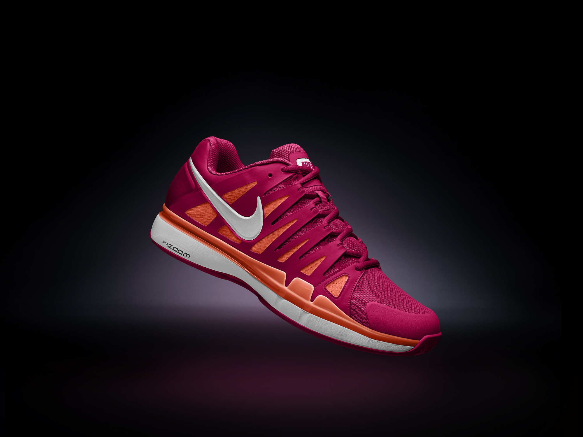 nike zoom air vapor nike red football