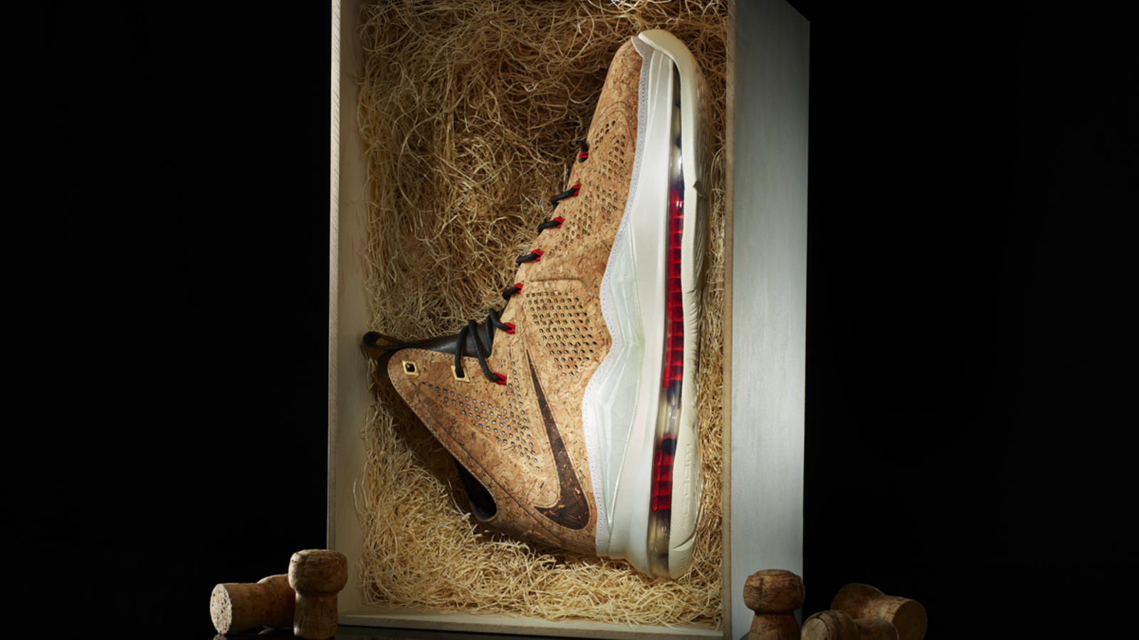 LEBRON X Cork NSW shoe