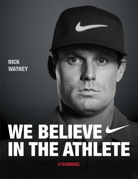 Nike Golf officially welcomes Nick Watney to its roster