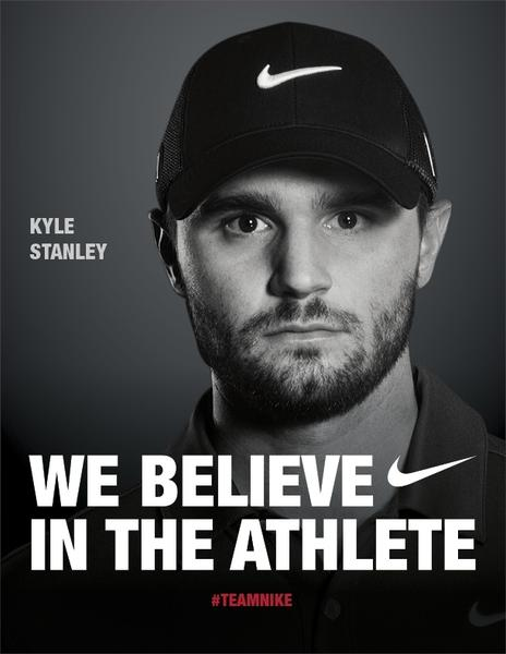 Kyle Stanley switches to Nike Golf
