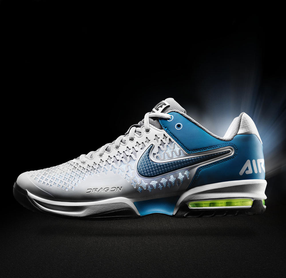 Nike Tennis unveils lightweight, durable Air Max Cage