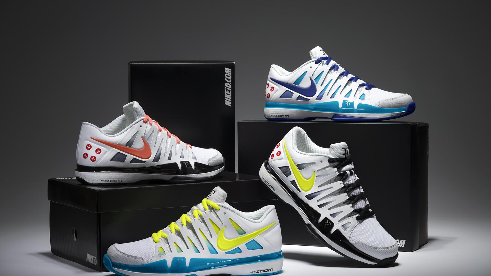 News Slam Shoes To Fans Roger Grand Invites Choose Federer Nike SVzMUp
