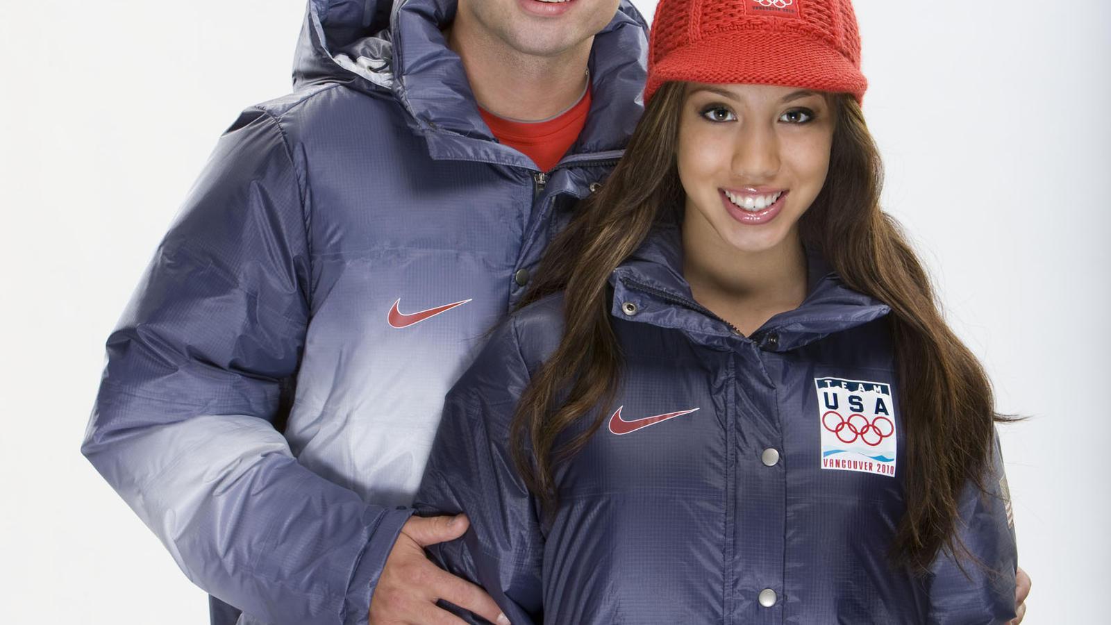 Team USA unveils medal stand looks - Nike News
