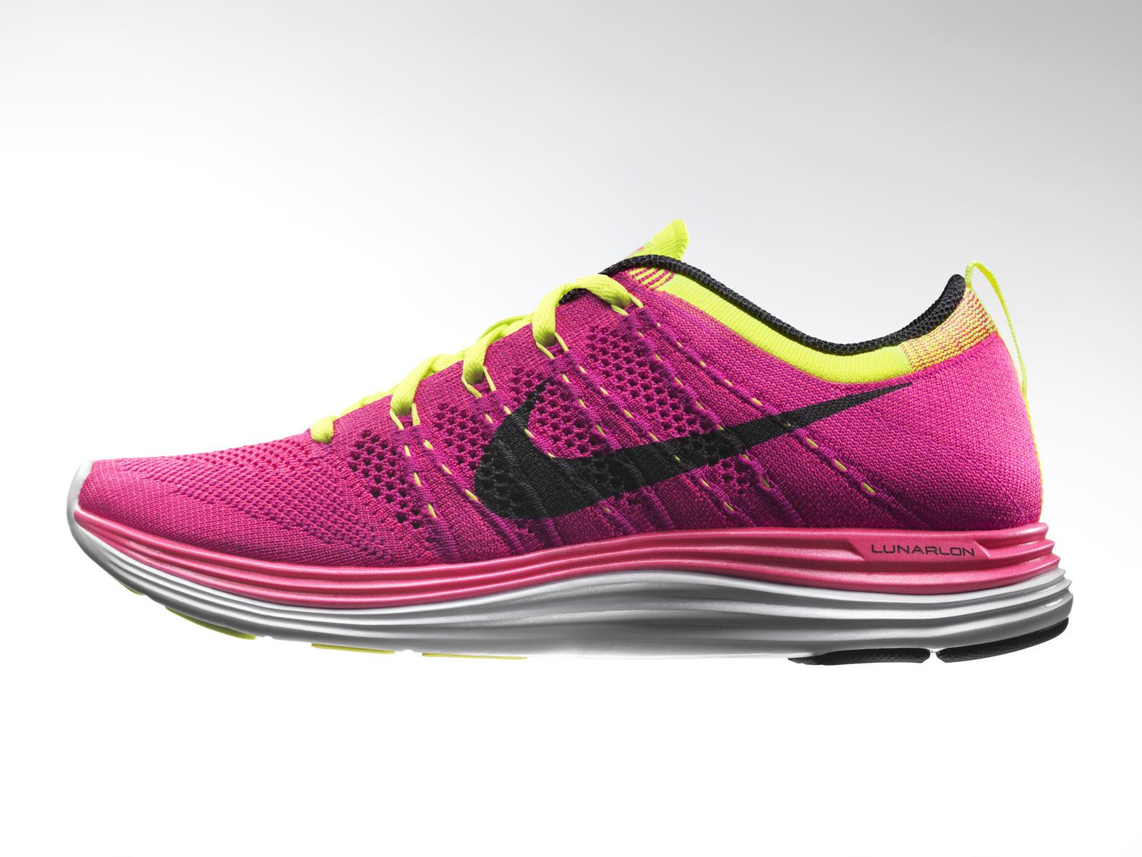 Second skin fit and ultra-soft Lunarlon combine in Nike ...